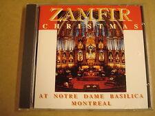 CD / ZAMFIR CHRISTMAS AT NOTRE DAME BASILICA MONTREAL