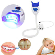 Dental Chair Teeth Whitening Cold LED Light Lamp Bleaching Accelerator Hold USA