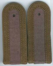1 Paar Schulterstücke Tarn Stabsfeldwebel der NVA GT MfS