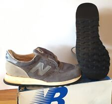 VTG New Balance Vintage 420 70's 80's RARE Boston Mass USA vibram sole 8.5 EE