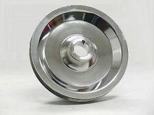 OBX Silver Aluminum Crank Pulley Fits 96 97 98 99 00 Civic 1.6L SOHC
