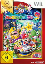 Mario Party 9 -- Nintendo Selects (Nintendo Wii, 2014, DVD-Box)