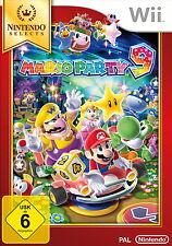 Mario Party 9 -- Nintendo Selects (Nintendo Wii) Top Zustand