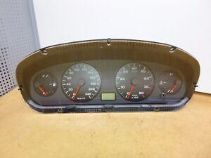 Fiat Bravo 182 1.8 16V 83KW Bj.2000 Kombiinstrument Tacho 46763596