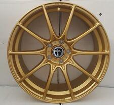 Tomason TN25 8,5x19 LK 5x114.3 ET45 Gold matt, Kia, Hyundai i30N