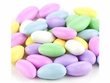 SweetGourmet Assorted Jordan Almonds - Candy Coated- 1LB FREE HIPPING!