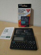 Casio SF-3600  64KB Digital Diary Backlit Display