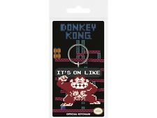 Porte-Clé - Nintendo - Donkey Kong - It's on Like - Pyramid International