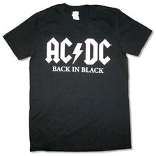 AC/DC-Back In The USA-Rock Or Bust 2016 Tour--3X Black T-shirt
