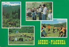 A4383) SCOUTISMO, AGESCI PIACENZA, 4 VEDUTINE DI ATTIVITA'.