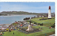 Devon Postcard - Smeaton's Tower - The Hoe and Sound - Plymouth     V1499