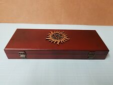Supernatural influenced Demon Killing Colt Replica case ohne bullets/unvollständ