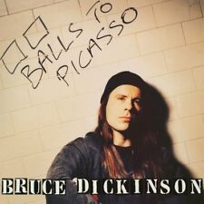 "Bruce Dickinson - Balls To Picasso (NEW 12"" VINYL LP)"