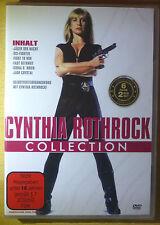 Cynthia Rothrock Collection RAR! (2DVDs) 6 Filme, 540min Laufzeit - NEU&OVP-(Z8)