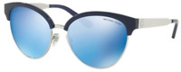 Michael Kors Damen Sonnenbrille MK2057 330855 Amalfi Gr 56 verspiegelt  BS MK H6