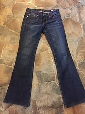New!! Women's Cult Of Individuality Bohemi Bootcut Jeans!!(26)