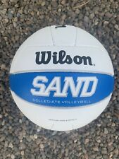 Wilson SAND Collegiate Official Beach Sand Game Volleyball