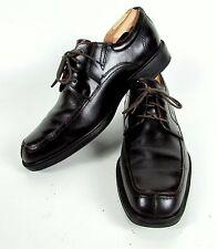"""Authentic Deep Oxblood """" FLORSHEIM """" Men's 10 D Leather Oxford Square Toe Shoes"""