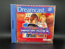 Dead or Alive 2 · SEGA Dreamcast · PAL · CIB · OVP + Anleitung · DHL Versand #3