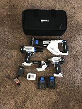 HART 20V Cordless 4 Tool Combo Kit