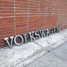 Volkswagen Garage VW Dealership Sign bug ghia kafer bus split  kdf zwitter samba