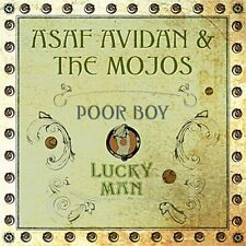Poor Boy - Lucky Man - Asaf Avidan & The Mojos - NEUF sous blister.