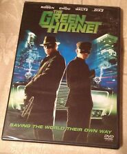 The Green Hornet (DVD, 2011) New / Sealed!
