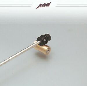 MISSION 774 tonearm XTC VARIABLE MASS 77/102gm COUNTERWEIGHT