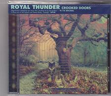 ROYAL THUNDER - crooked doors CD