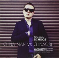 BENJAMIN SCHOOS - CHINA MAN VS CHINA GIRL  CD NEW