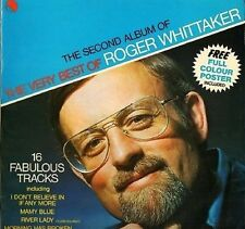 The Second Album Of The Very Best Of Roger Whittaker 1976 UK VINYL LP + POSTER