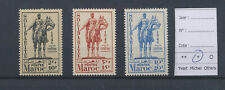 LM81141 Morocco Marshal Lyaute fine lot MH