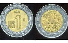 MEXIQUE 1 peso 1993