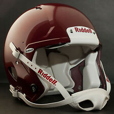 Riddell Revolution SPEED Classic Football Helmet (Color: METALLIC DARK CARDINAL)