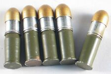 Loose Grenade Launcher Shells Ammunition Ammo Five Pieces Expendables Kitbash