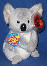 TY AUSSIE the KOALA BEAR 2.0 BEANIE - MINT with MINT TAGS - UNUSED CODE