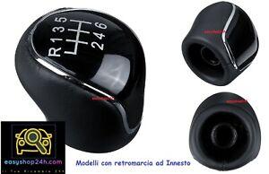 POMELLO LEVA CAMBIO PER FORD B-MAX C-MAX S-MAX KUGA MONDEO IMPUGNATURA 6 MARCE