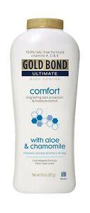 Gold Bond Ultimate Comfort Body Powder Aloe 10 oz