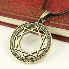 Fashion Magi the Labyrinth of Magic Aladdin Metal Pendant Necklace Charm Cosplay