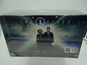 X Files - The Collector's Set - Blu Ray Box Set (2015) - Brand New Condition