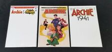 Archie Comics NYCC 2018 Exclusive Variant Covers * 1941 #699 * Three Issue Set!