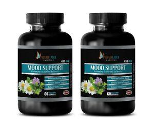 anti inflammation health wellness - MOOD COMPLEX - mood boost for adults 2 BOTTL