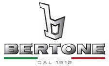 15cm!2Stück!AUFKLEBER-STICKER-UV&Waschanlagenfest Bertone Logo Auto AD052