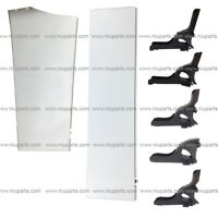 Sleeper Cabin Fairings & Mounting Brackets - LH (Fit: Freightliner Cascadia )