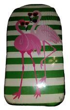 Kick Board, Cool Flamingos,  Approx 33in X 18in X 1in (includes leash)