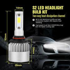 9006 HB4 200W 20000LM LED Headlight Conversion Kit Car Beam Bulbs Fog Lamps