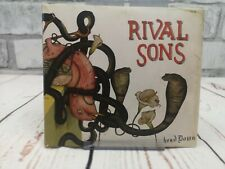 Head Down, Rival Sons, Limited Edition, cardboard sleeve