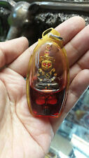 Thai amulet Phra Ngang Phaya Prai Strong Khmer spell Kruba Oor Super lucky