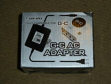 NINTENDO GAMECUBE UK AC MAINS POWER SUPPLY BRAND NEW! ADAPTER LEAD CHARGER CABLE