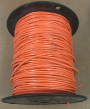 12 AWG THHN/THWN ORANGE STRANDED COPPER WIRE 600V (EST.500')